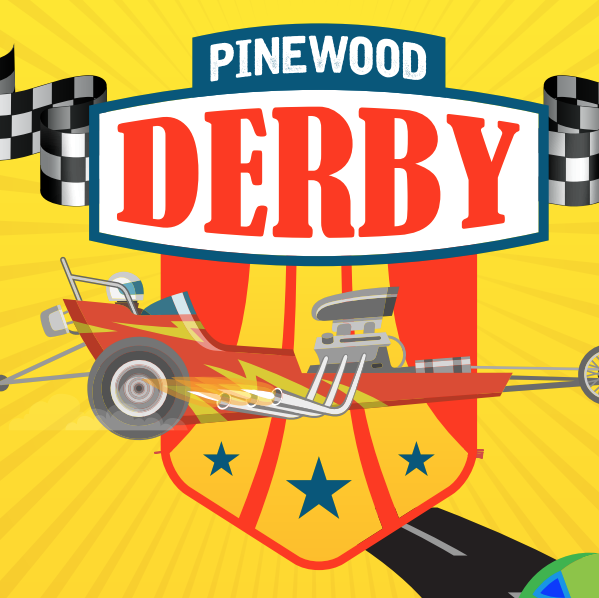 Ready for the PINEWOOD DERBY?